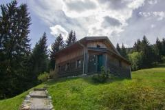 Aufgang zu Fred's Hütte
